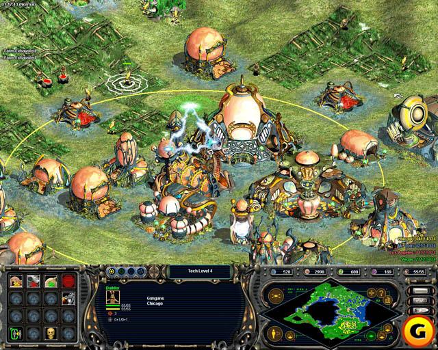 Juegos RTS de Estrategia en 2D Battlegrounds_790screen0041