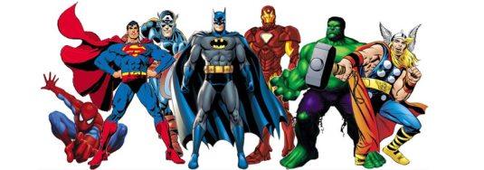 comics-de-superheroes
